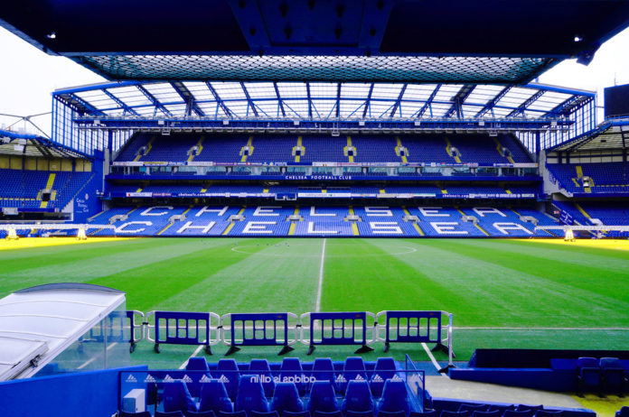 Stamford Bridge , Londýn