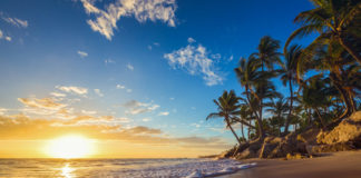 Dominikánska republika, pláž