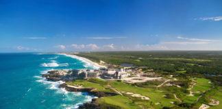 Pláž, more, útesy Dominikánska republika