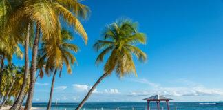 pobrežie Guadeloupe