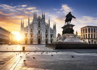 Miláno , Taliansko , katedrála