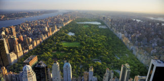 New York , USA , central park