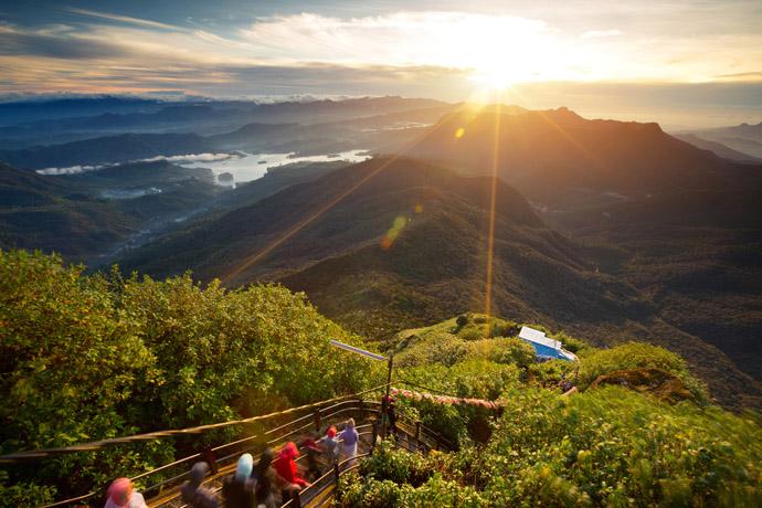 Srí Lanka, krajina