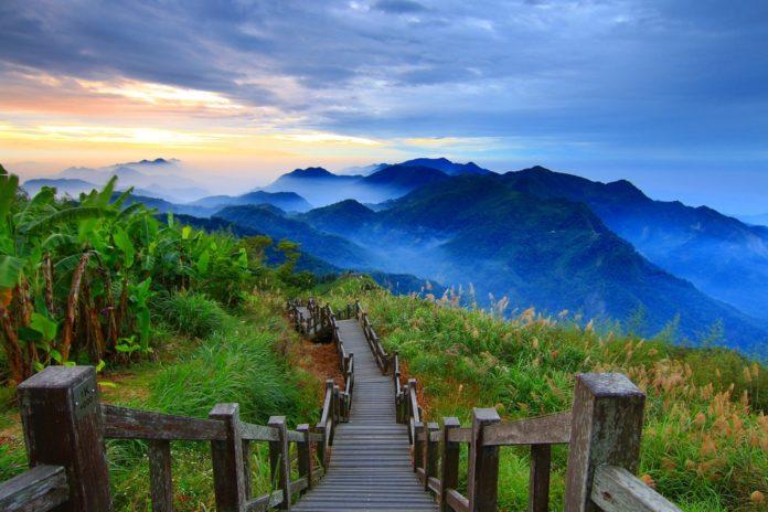 Tajwan , príroda