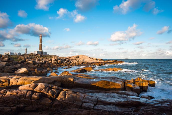 Uruguaj , Cabo Polonio, Rocha