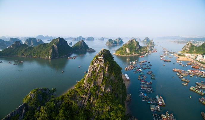 Vietnam, ostrovy