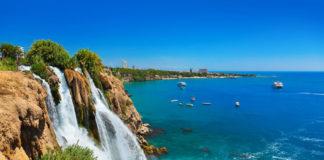 Antalya pobrežie