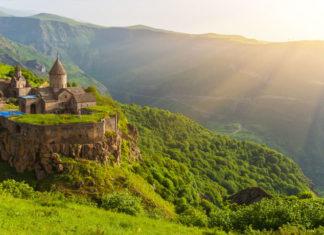 Arménsko, krajina