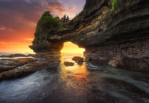 Bali, pobrežie