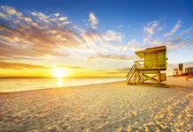 Miami pláž