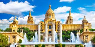 Barcelona palác