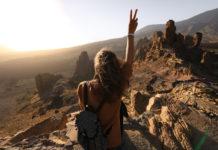 Lucka na Tenerife - Peace