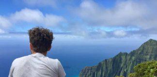 filmar na cestach havaj ostrov