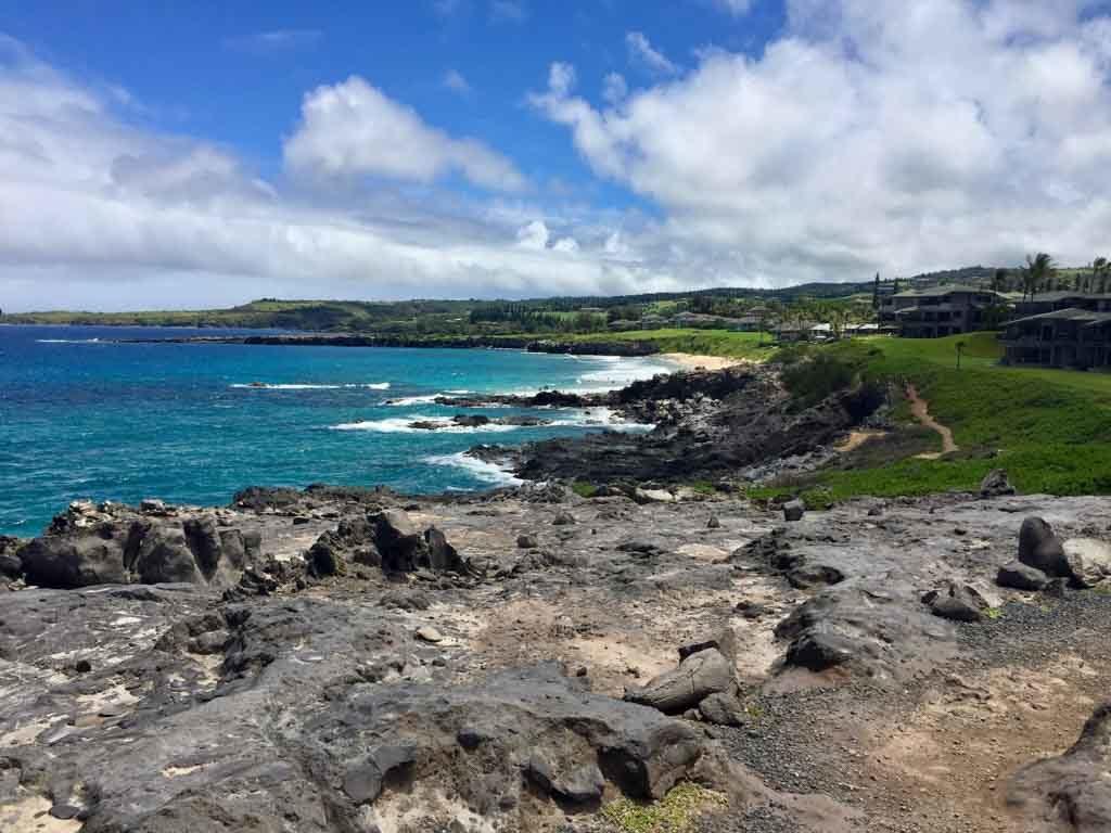 ostrov kauai Havaj