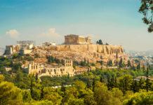 Akropola - atény