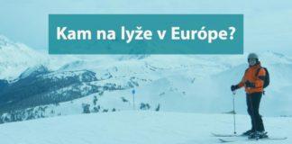 kam na lyze v europe
