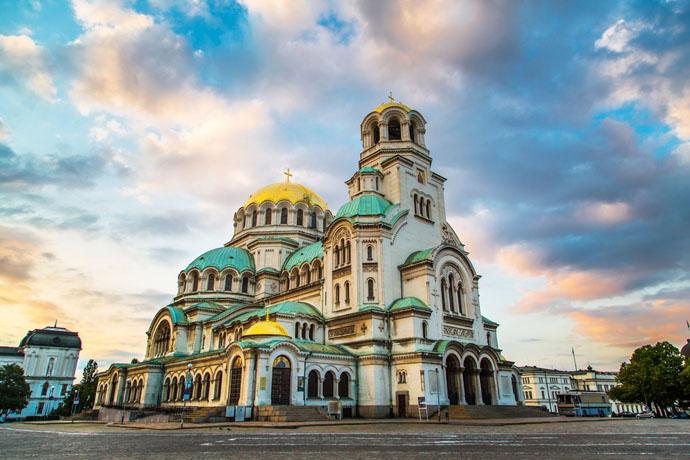 Sofia, katedrála