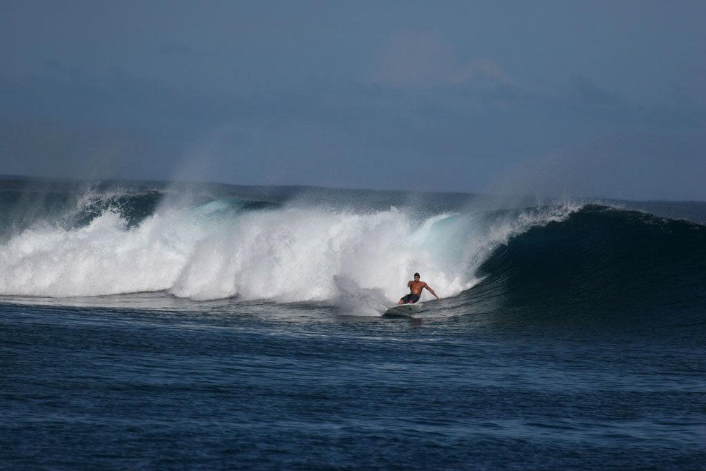 Mentawai Sumatra Indonézia