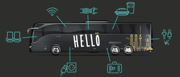 Autobus - HelloBus