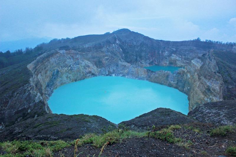 Národný park Kelimutu, ostrov Flores