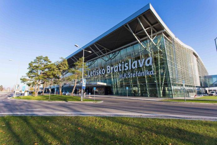 letisko v Bratislave