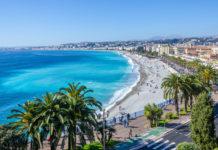 Nice- azúrové pobrežie