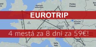 májový Eurotrip 2017