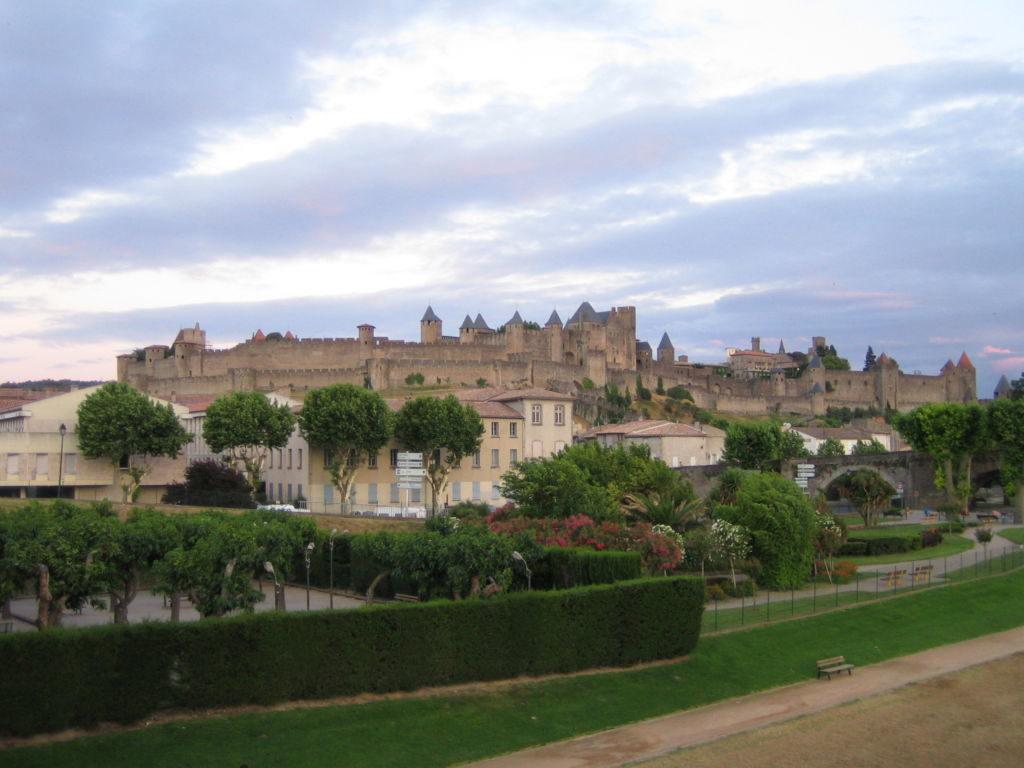 Stredoveké mesto Carcassonne