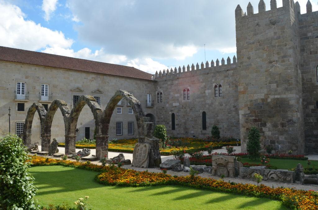 Katedrála Braga Portugalsko