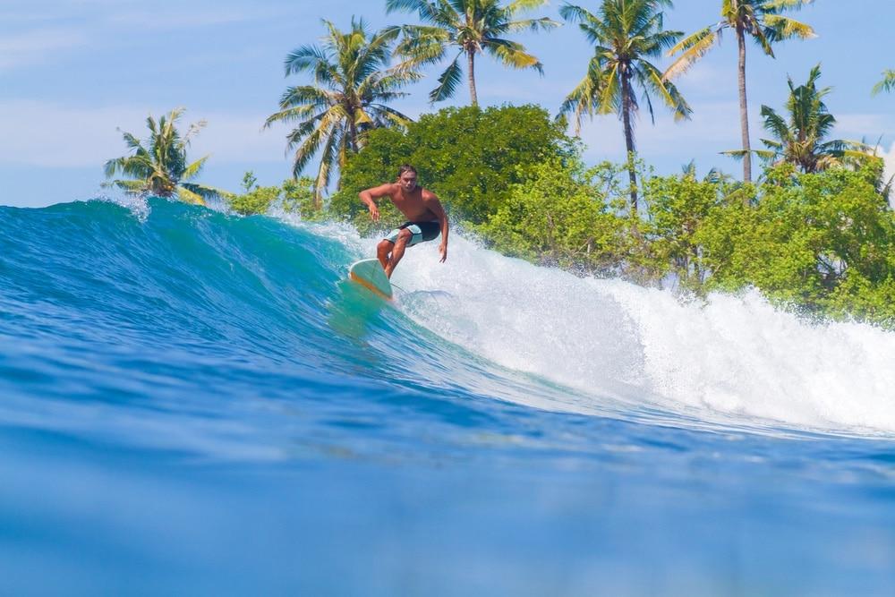 surfer Lombok