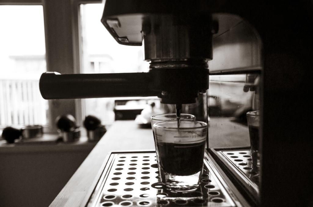 talianske espresso