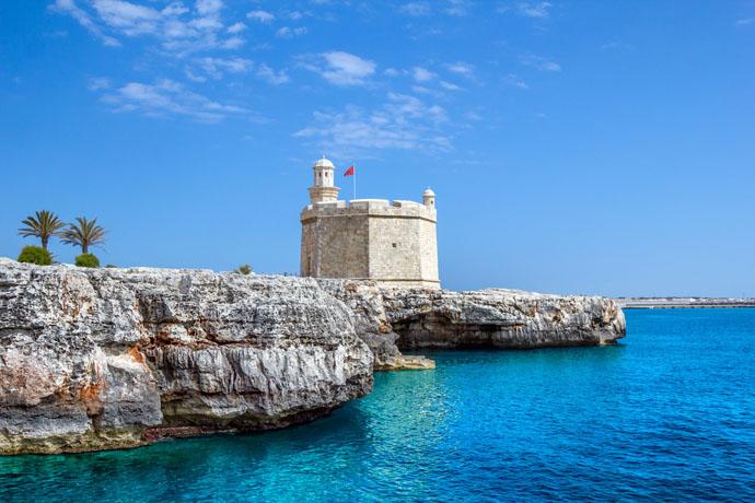 Vežička na Menorce