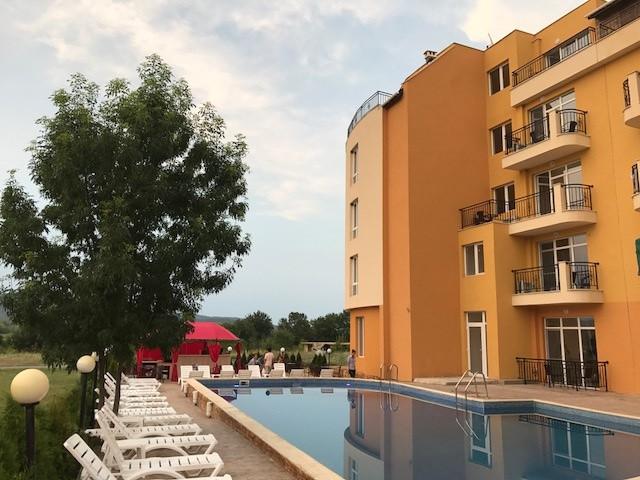 hotel orios, bulharsko prímorsko