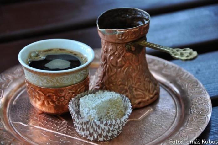 bosnianská káva