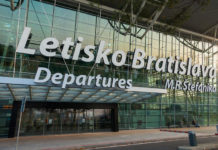 Letisko Milana Rastislava Štefánika v Bratislave terminál