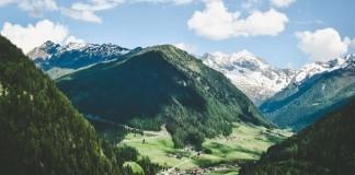 Najkrajšie miesta Rakúska