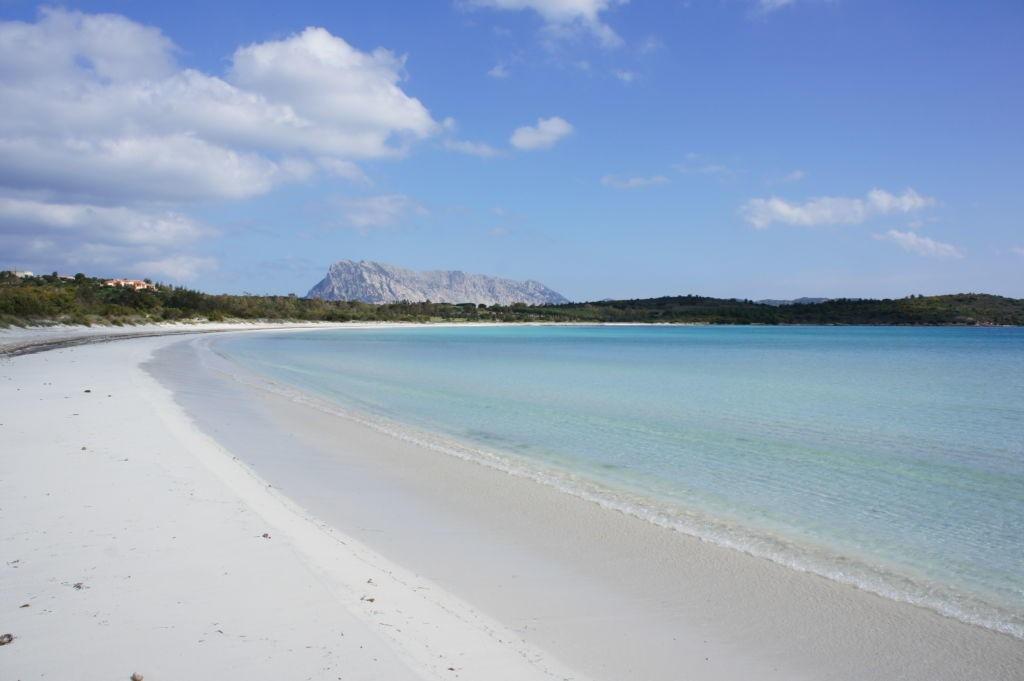 Cala Brandinchi Sardínia