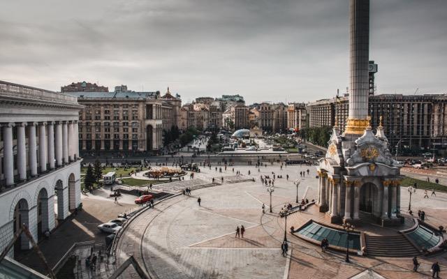 Kyjev Námestie