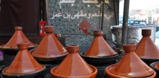 kuchyna a jedlo v maroku