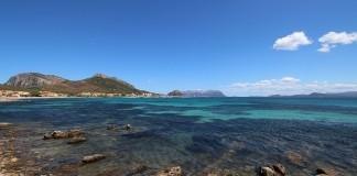 Oblia a okolie na severe Sardínie