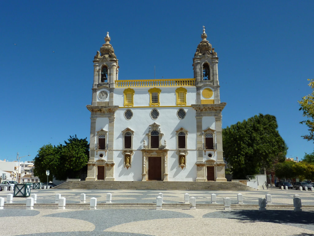 igreja do carmo faro portugalsko
