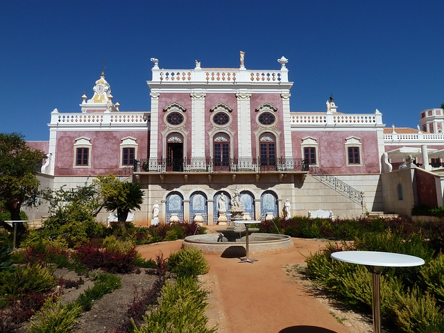 Palác v Estói