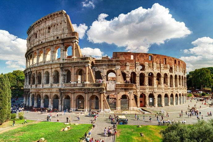 Rím - Koloseum