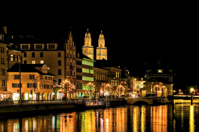 grossmunster zurich