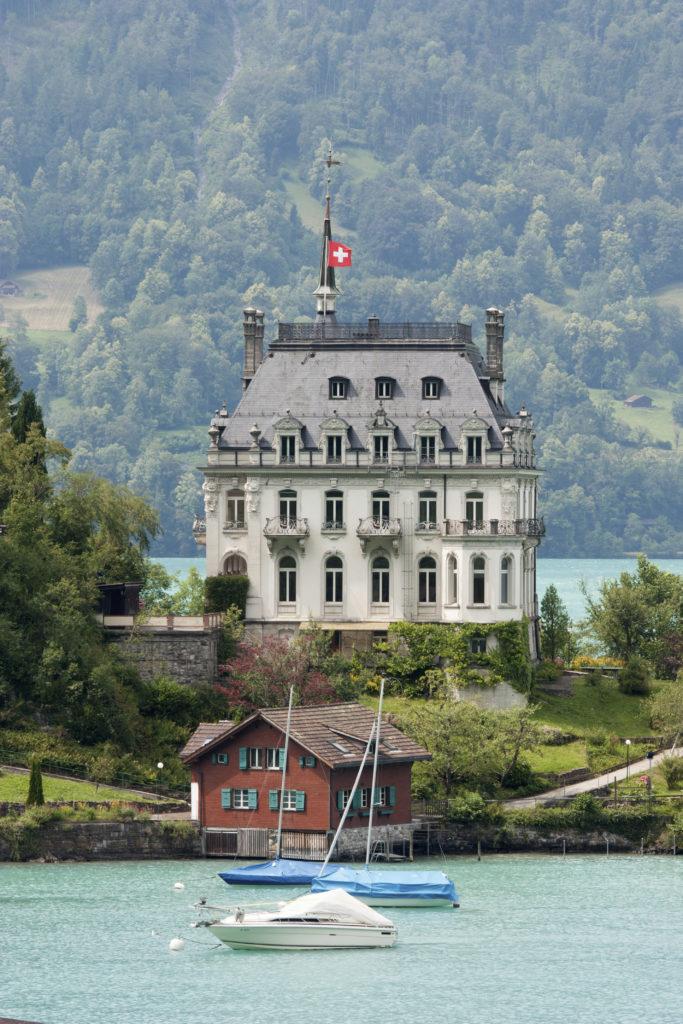hrad Iseltwald