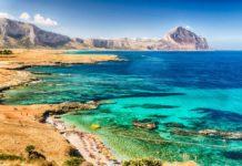 Sicília pláže
