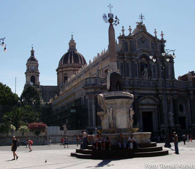 Catania na Sicilii