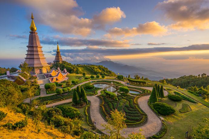 Thajsko Chiang Mai