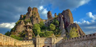 Belogradchik Rocks, Bulharsko