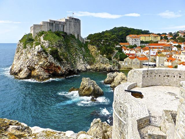 Dubrovnik sa premenil na King's Landing